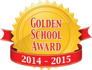 Golden School Award14-15