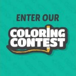 enter our coloring contest