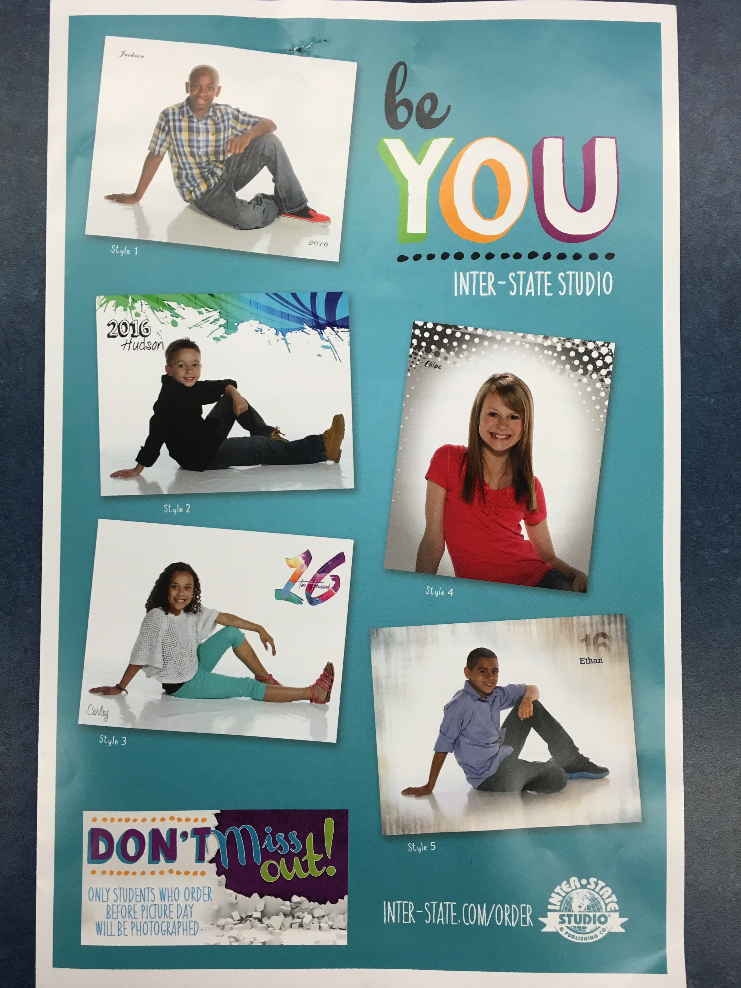 Be You Pic Flyer