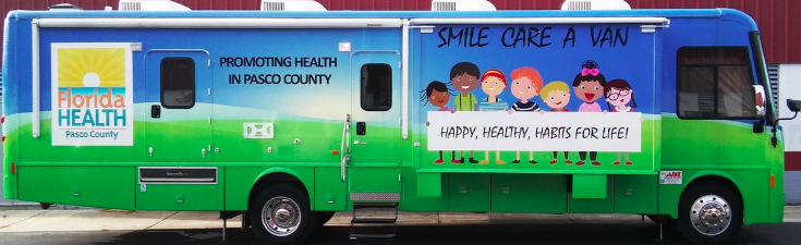 Dental Bus is Coming October 1st – October 4th